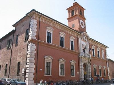 Biblioteca Comunale Ariostea Ferrara