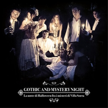 Gothica and Mystery Night