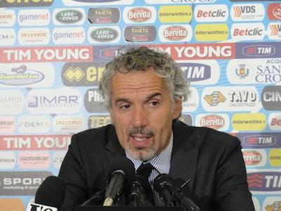 Roberto Donadoni nuovo allenatore del Bologna