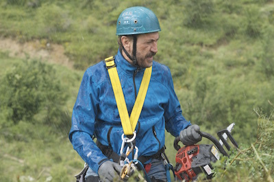 Marco Giallini attrezzatura montagna