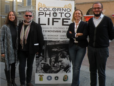 ColornoPhotoLife dal 6 all'8 novembre a Parma