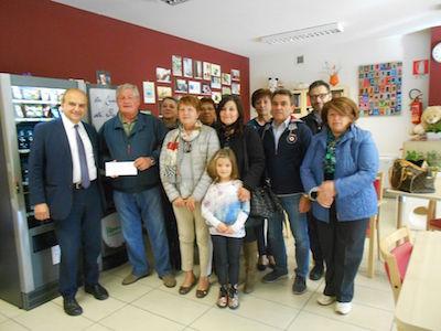 L'associazione Valco 15 a sostegno dell'Hospice La Casa di Iris