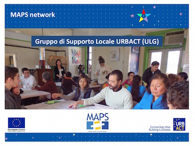 Maps network
