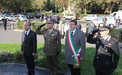 Nassirya omaggio a Modena