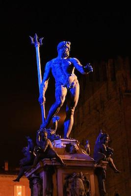 Nettuno Blu a Bologna per Diabete 2015
