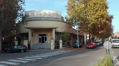 Palazzina via Barozzi a Modena