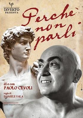 Perchè non Parli - Paolo Cevoli