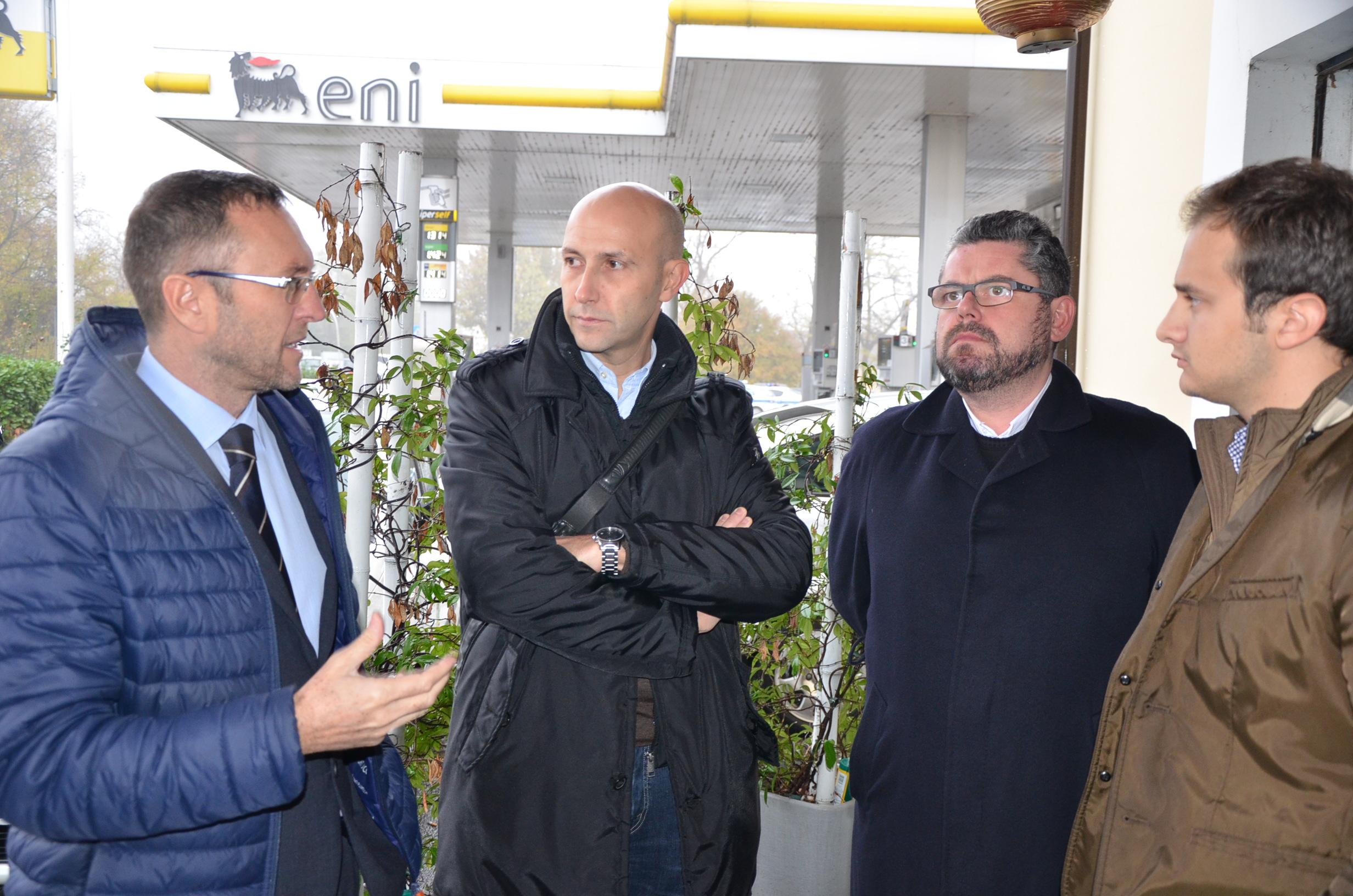 Ponte sul Taro unità di intenti dei Comuni di Parma