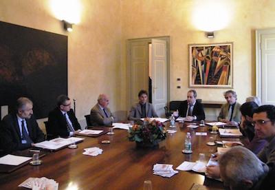Pronta la task-force antineve della Provincia Reggio Emilia