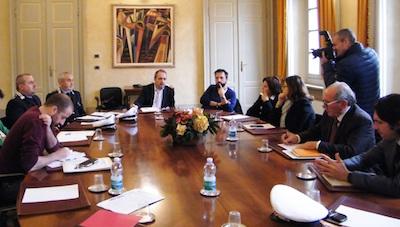 Reggio Emilia conferenza su videosorveglianza