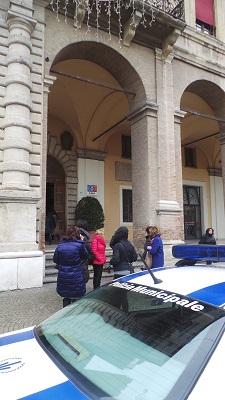 Rimini palazzo garampi