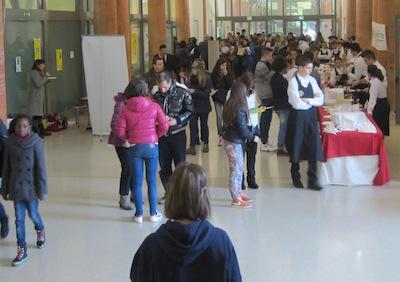 Salone dell'orientamento, le scuole si presentano