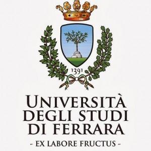 Unife Università degli studi di Ferrara logo