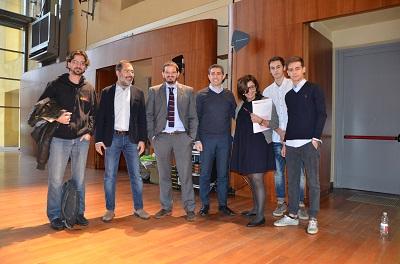 assemblea d'istituto dell'Itis Leonardo da Vinci