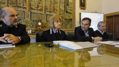 conferenza mobilità a Piacenza