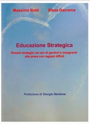 educazione strategica il libro