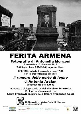 Ferita Armena mostra fotografica