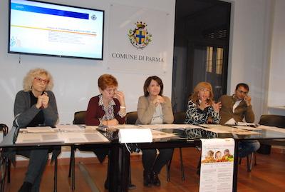 presentazione Crescere in Armonia a Parma