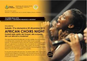 African Choirs