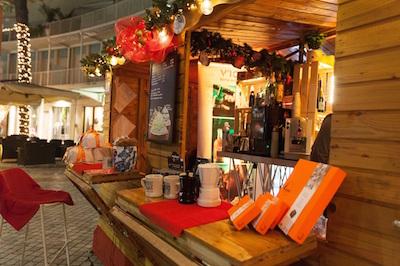 Atmosfere circensi per il Gran Capodanno a MiMa On Ice