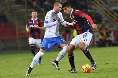 Bologna-Empoli 2-3