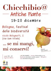 Bologna festival della biodiversità