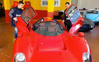 Bologna scappava dal fisco italiano verso principato di Monaco