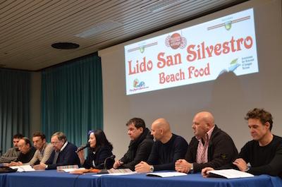 Conferenza A Riccione apre Lido San Silvestro