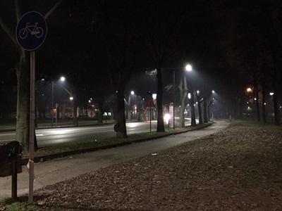 Ferrara, in funzione il nuovo impianto di illuminazione in stazione