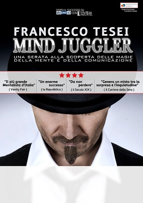 Francesco Tesei - Mind Juggler
