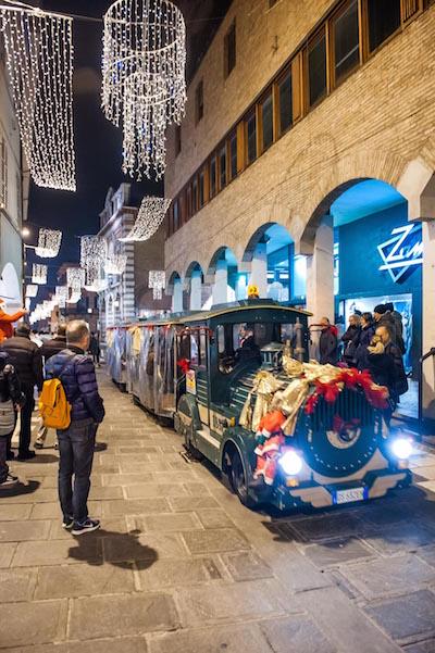 Natale Cesena trenino