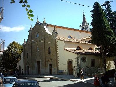 Polinago chiesa parrochiale