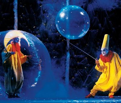 Slava's Snowshow dal 23 al 25 dicembre al Teatro Novelli di Rimini