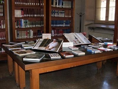 biblioteca Saffi Forlì