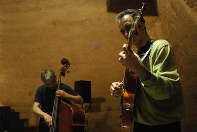concerto jazz di Ares Tavolazzi