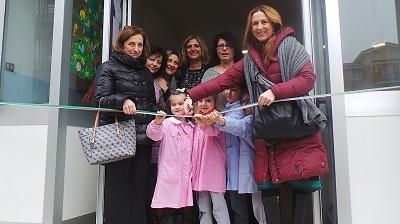 inaugurazione scuola Ferrari