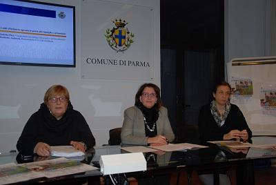 il nido è della città presentazione a Parma
