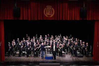 Tradizionale concerto di fine anno della Banda Città di Rimini