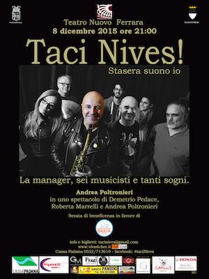 locandina_poltronieri_Taci Nives