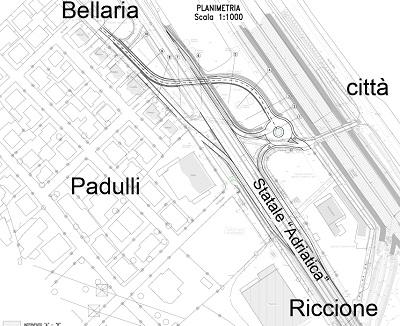 Sottopasso Statale 16 e nuova ciclabile lungo canale Ausa