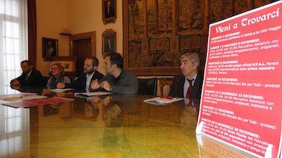 presentazione iniziative natalizie Ferrara