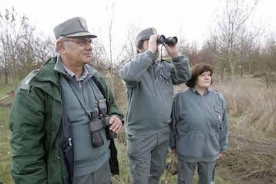 360 volontari ambientali, da giugno alla regione