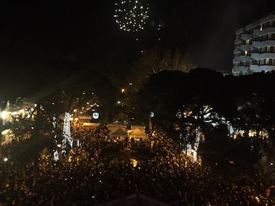 Capodanno panoramica Riccione