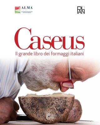 Caseus, Il grande libro dei formaggi italiani