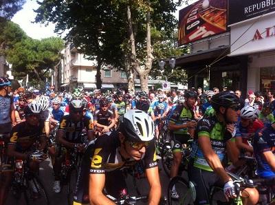 Ciclismo a Riccione