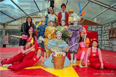 Circus edizione 2015 - Photo Credit Antonio Morri