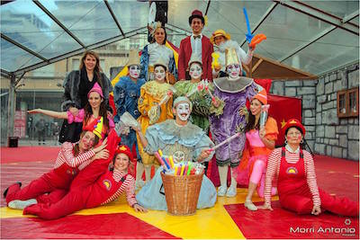 Circus edizione 2015 - Photo Credit Antonio Morri