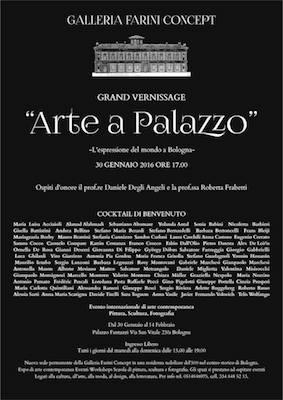 Locandina dell'evento bolognese cui parteciperà Gianpaolo Marchesi
