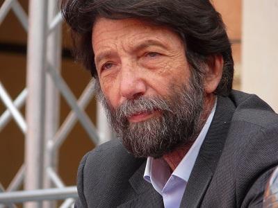 Massimo Cacciari foto Clavio Cicero