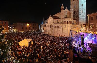 Modena Capodanno in Piazza Grande
